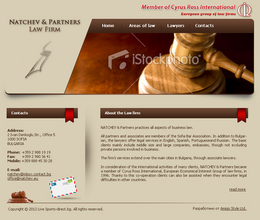 Natchev & Partners Law Firm